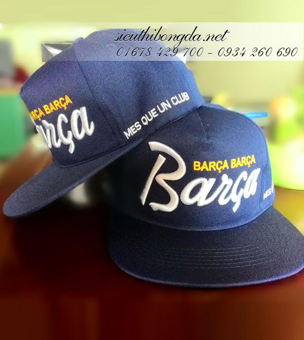 Mũ snapback Barcelona 50b322cfef3